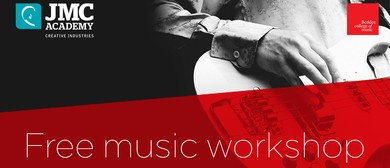 Free Music Masterclass With Berklee College Professors