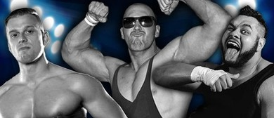 Australian Wrestling Allstars No. 2