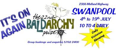 2015 Swanpool Bald Archy Exhibition