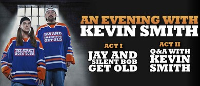 An Evening With Kevin Smith - The Jersey Boys Tour