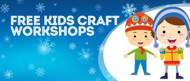 Winter Craft Workshops