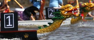 Rainbow Region Dragon Boat Regatta
