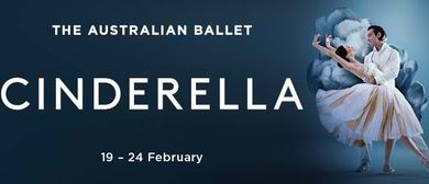 The Australian Ballet's Cinderella
