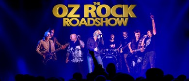 The Oz Rock Roadshow & Matt Finish