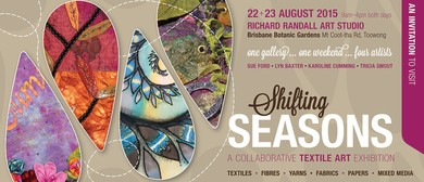 Shifiting Seasons - Textile Art Exhibition