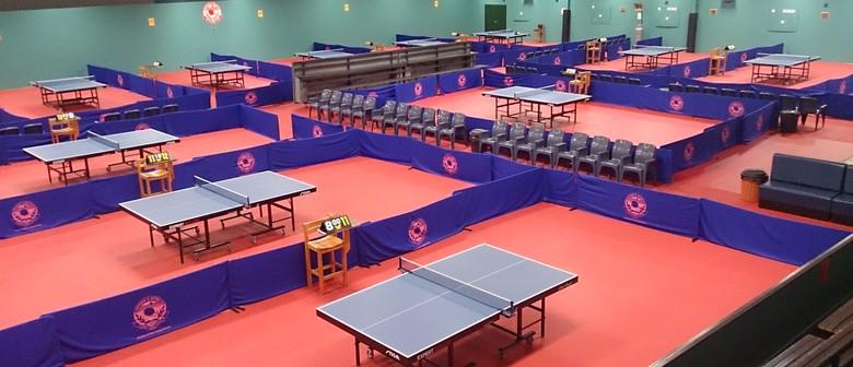 Table Tennis Open Night