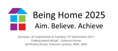 Being Home 2025 - Aim. Believe. Achieve. Conference