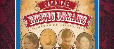 Carnival Of Rustic Dreams