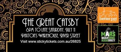 The Great Catsby - Mars Casino Night