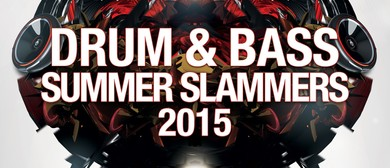 Drum & Bass Slammers 2015 Australasia Edition