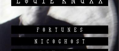 Louie Knuxx - Fortunes - Nico Ghost - Thhomas