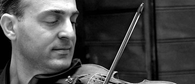 Free Admission Concert Of The Italian Violin Virtuoso C. Riz