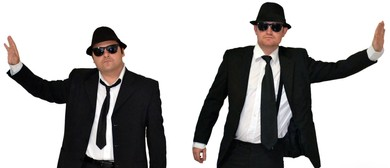 Blues Brothers Rebooted