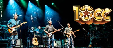10cc - The Australian Tour