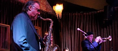 Wilbur Wilde &  JMQ Jazz Ensemble - Blowing Up A Storm