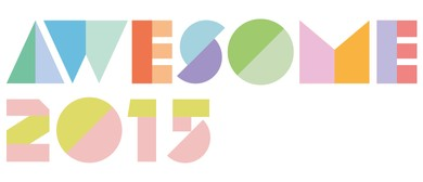 2015 Awesome Festival For Bright Young Things