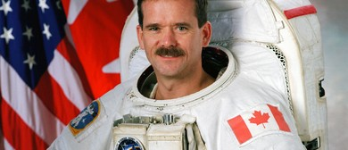 Chris Hadfield – A Spaceman's View Of The Planet