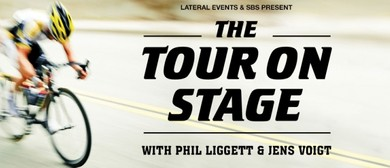 The Tour On Stage: An Evening With Phil Liggett, Jens Voigt