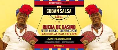 Rueda Salsa At The Rotunda