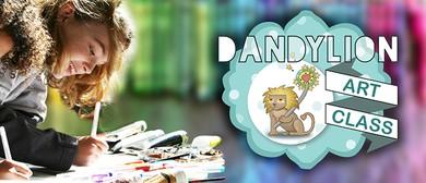 Dandylion Kids Art Classes