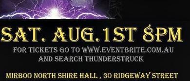 Thunderstruck - AC/DC Tribute Band