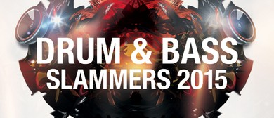 Drum & Bass Slammers 2015 CD Tour