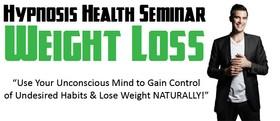 Hypnosis Health Seminar: Weight Loss