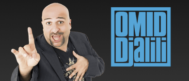 Omid Djalili - Just For Laughs