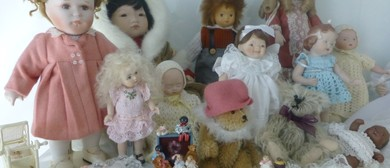 Sunshine Coast Doll, Bear, Craft & Miniature Show