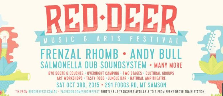 Red Deer Music And Arts Festival