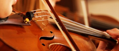 Kendall National Violin Competition Semi Finals