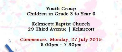Junior Jam Club - Junior Youth Group
