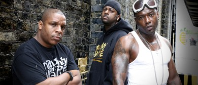 Naughty By Nature - 25th Anniversary Aussie By Nature Tour