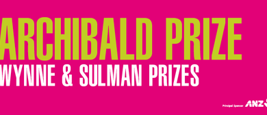 The Archibald, Wynne And Sulman Prizes