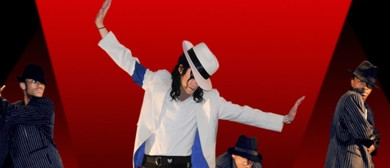 Michael Jackson - Rock With You Tour