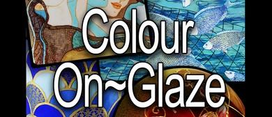 Colour On-Glaze Exhibition