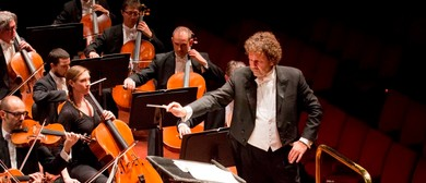 WASO's Brahms Festival: Garrick Ohlsson Plays Brahms' First