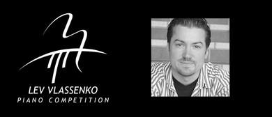Lev Vlassenko Piano Comp Masterclass 1 - Duncan Gifford