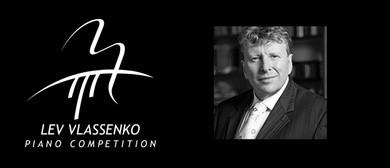 Lev Vlassenko Piano Competition Masterclass 3 - Piers Lane