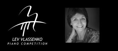 Lev Vlassenko Piano Comp Masterclass 4 - Natasha Vlassenko