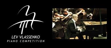 Lev Vlassenko Piano Competition Mykola Suk In Recital