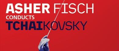 WASO: Asher Fisch Conducts Tchaikovsky