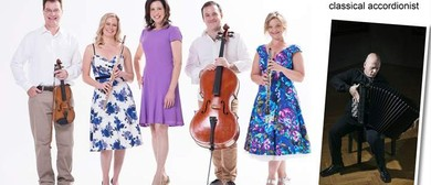 Southern Cross Soloists With James Crabb