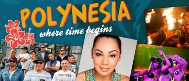 Polynesia - Where Time Begins Featuring Prinnie Stevens
