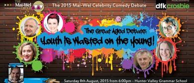 The 2015 Mai-Wel Celebrity Comedy Debate