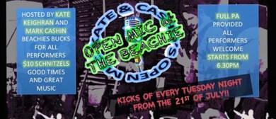 Tuesday Nightz Open Mic