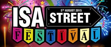Isa Street Festival 2015