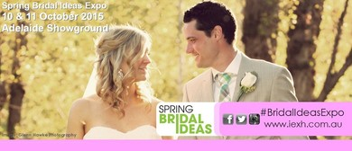 Spring Bridal Ideas Expo 2015