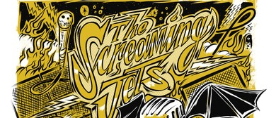 The Screaming Jets Rock n Roll Rampage Tour