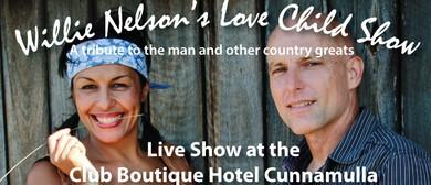 Willie Nelson's Love Child Show